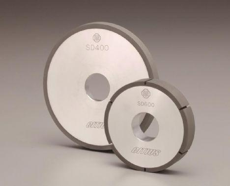 DIAMOND WHEELS FOR HEAVY GRINDING OF CARBIDE TOOLS