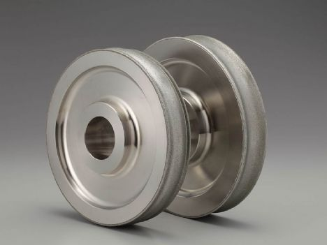 DEX- DIAMOND WHEELS FOR FORMING DIFFILT TO CUT  MATERIAL