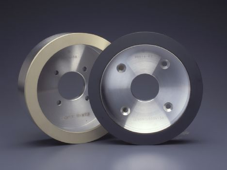 HIGH - RESPONSE - DIAMOND WHEELS FOR GRINDING  PCD & CBN TOOLS